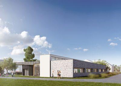 école à Hangenbieten