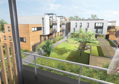 logementslogements CUS Habitat à Lingolsheim