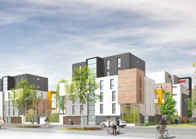 logements Habitat de l'Ill à Lingolsheim 4