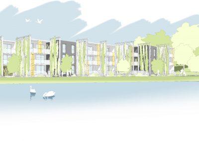 logements Habitat de l'Ill à Vendenheim