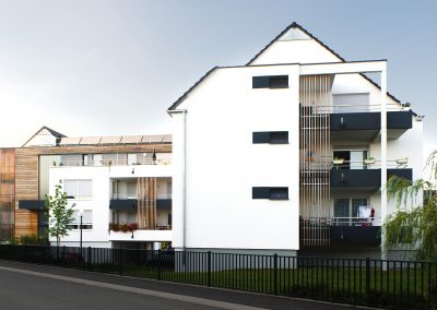 logements Habitation Moderne à Fegersheim