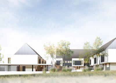 logements Pierres & Territoires à  Marlenheim - photo L Matagne