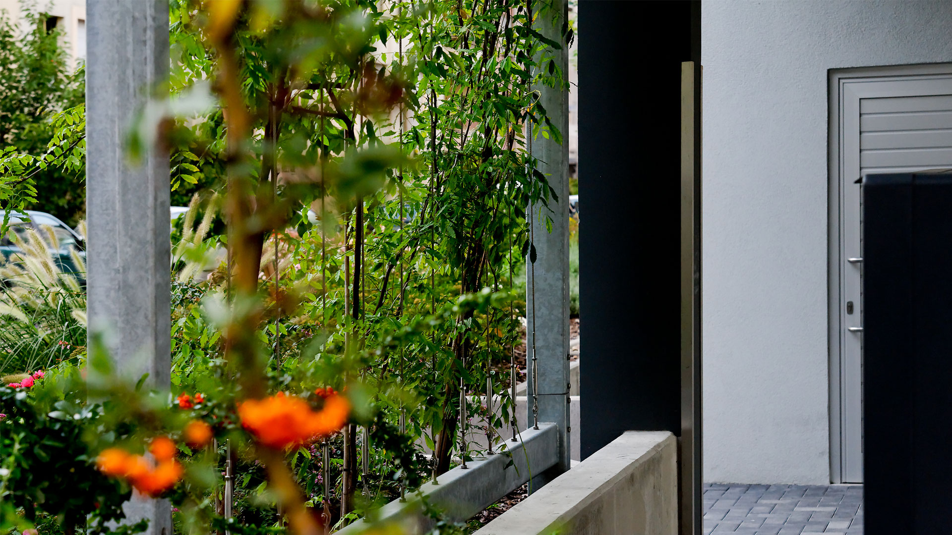 logements GIPA à Neudorf - photo Isibane
