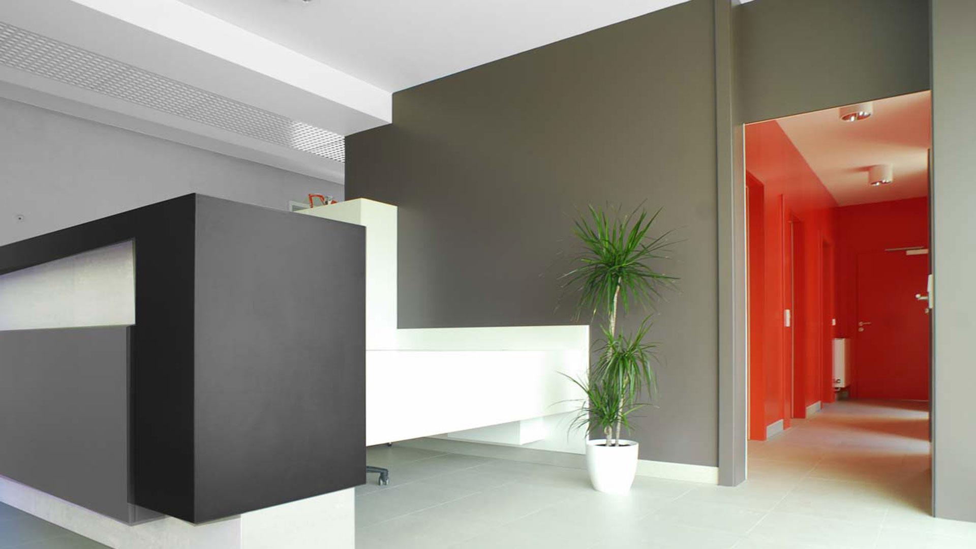 bureaux de la société AEVA à Hoerdt - photo F. Kronenberger