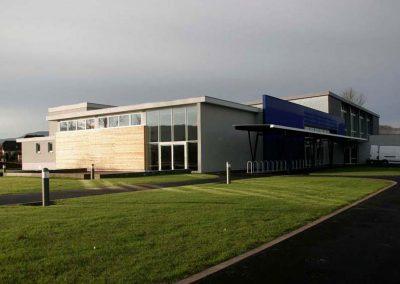 centre culturel et sportif de Dinsheim-sur-Bruche - Gresswiller