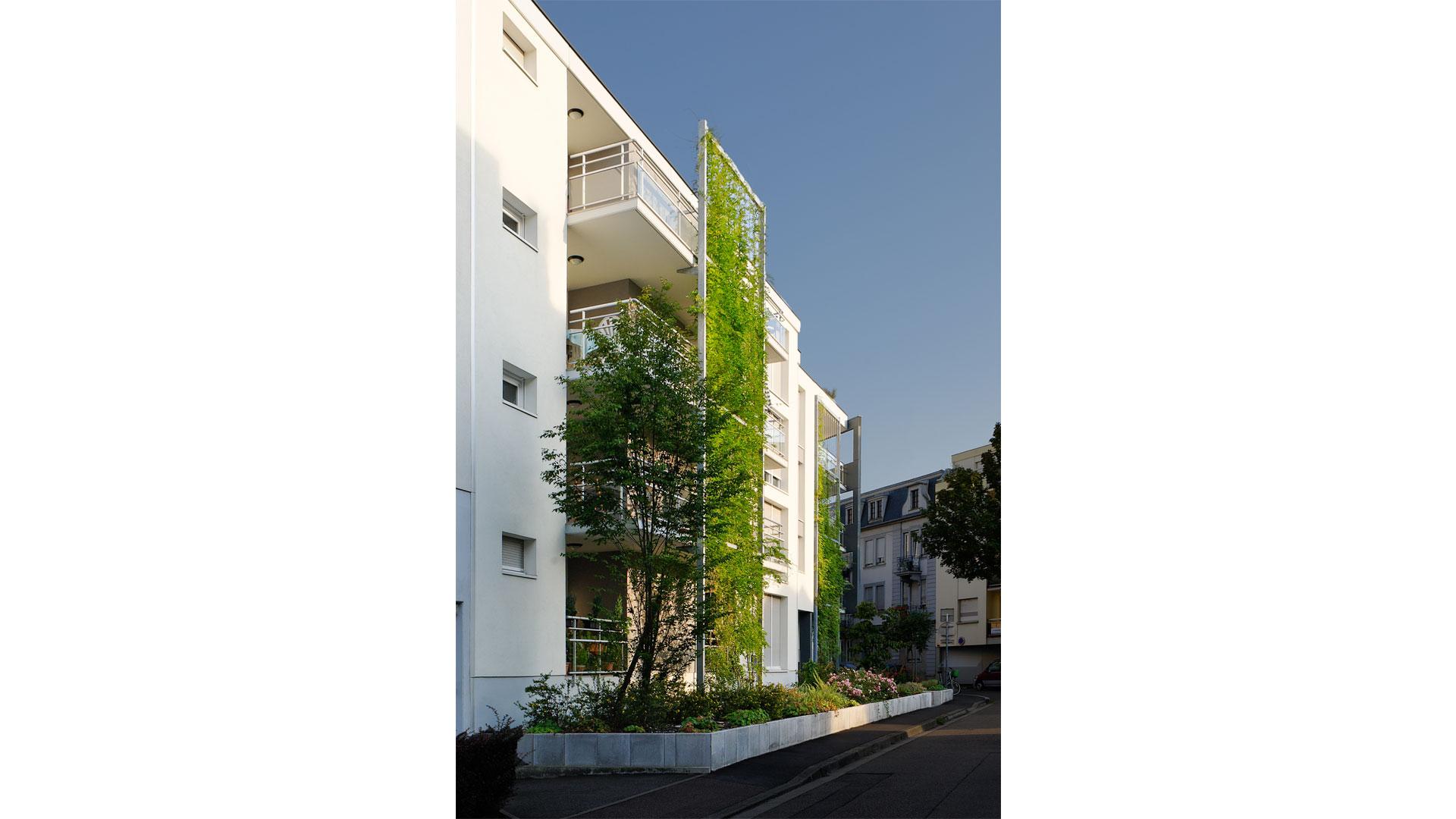 logement GIPA à Strasbourg Neudorf - photo Isibane